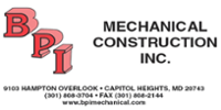 BPI Mechanical Construction